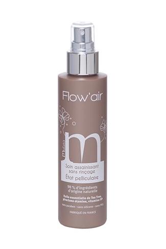 Mulato - Flow air - Spray soin assainissant etat pelliculaire - 150  Ml. .