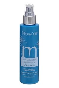 Spray coiffant pour cheveux fins