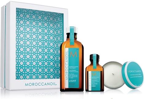 Moroccanoil - Box bien être Light. .