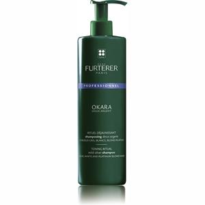 Image sur Okara shampooing doux argent