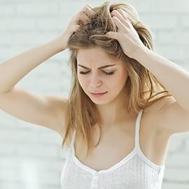 Problème de cheveux gras ?