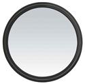 Image de Miroir rond univers noir