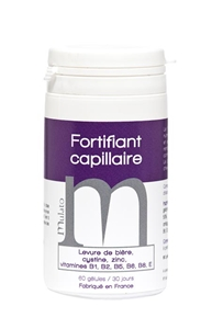Image sur Complement alimentaire fortifiant capillaire 60 capsules