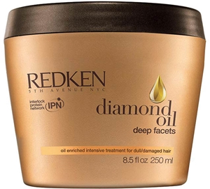Image sur Diamond oil deep facets mask