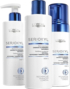 Image sur Serioxyl kit 1 fuller hair cheveux naturels
