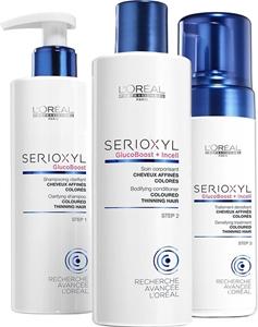 Image sur Serioxyl kit 2 fuller hair cheveux colores