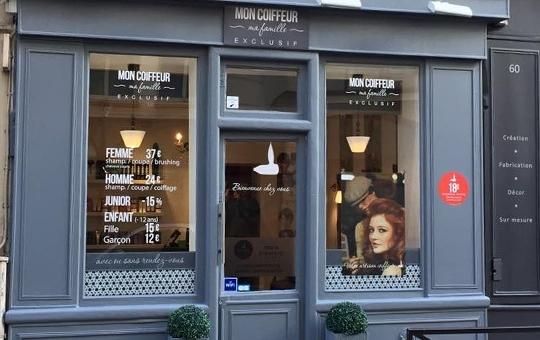 Coiffeur Exclusif Coiffure Coiffure Mons En Baroeul 69 Bis Rue Voltaire Prix Horaires Tel