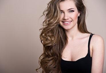 Avoir des cheveux volumineux femme