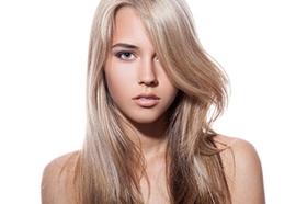 couleur cheveux peau mate yeux marron