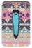 Image sur Ensemble Manucure polissoir et coupe ongles bleu