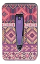 Image de Ensemble Manucure polissoir et coupe ongles violet