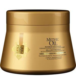 Image sur Mythic oil Masque cheveux normaux à fins