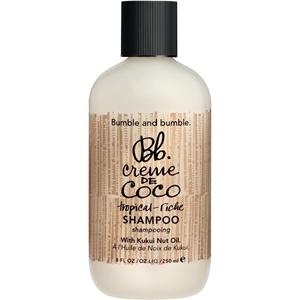 Image sur Creme de coco shampoo