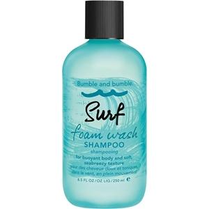 Image sur Surf foam wash shampoo