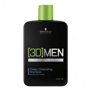 Image sur 3dmen shampooing purifiant