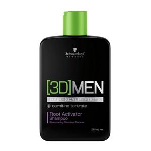Image sur 3DMEN Shampooing 3DMEN Stimulant