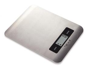 Image sur Balance steel style 2kg grise