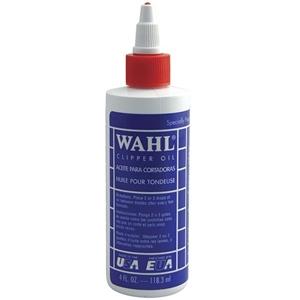 Image sur Wahl huile en bouteille