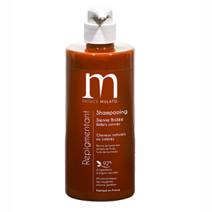 Image sur Shampooing repigmentant sienne brulee