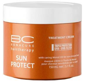 Image sur Sun protect masque creme