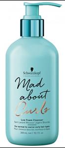 Image sur Mad about curls Soin lavant mousse légère