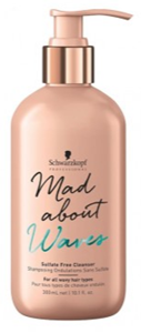 Image sur Mad about waves Shampooing ondulations sans sulfate