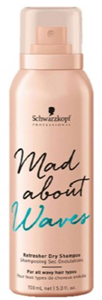 Image sur Mad about waves Shampooing sec ondulations