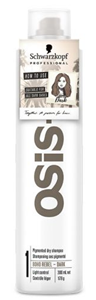 Image sur Osis+ boho rebel shampooing sec pigmente dark