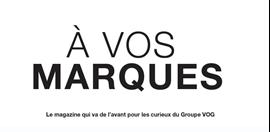 À VOS MARQUES RENTRÉE 2019