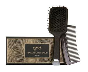 Image sur Ghd Coffret mini brosse et peigne collection noel